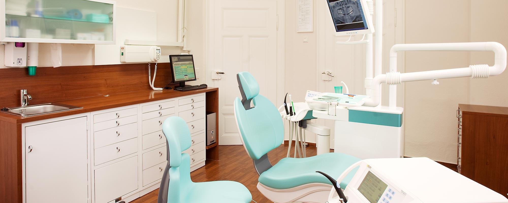 Umfassende Zahnmedizin